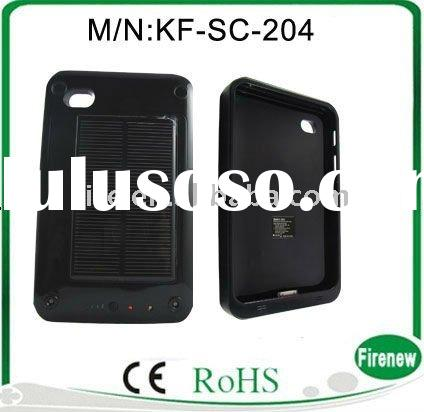 Solar Battery Charger Case for Samsung Galaxy Tab, Clean, Green Energy Source
