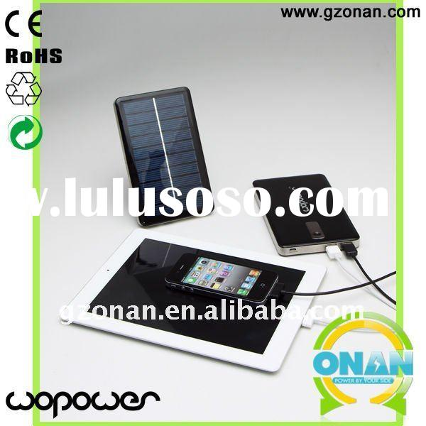 Solar Charger for Apple's iPhone and pads