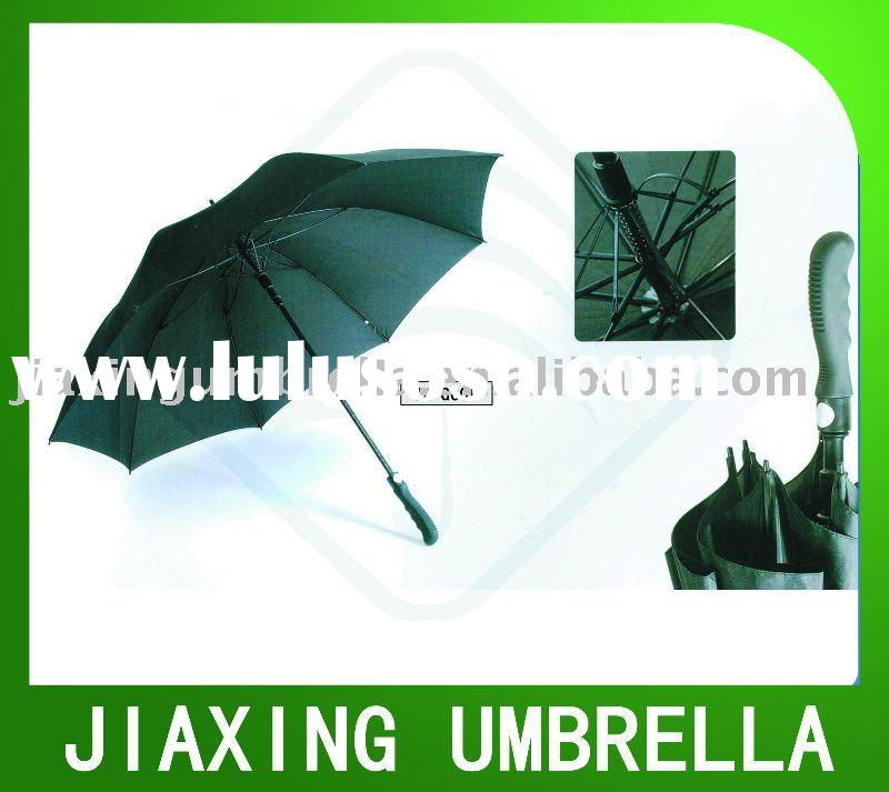 Solid Color Golf Umbrella