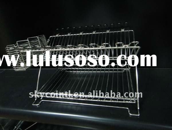 Stainless steel dish rack DSR01