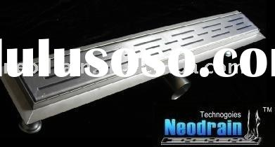 T3 series floor drains stainless steel E""