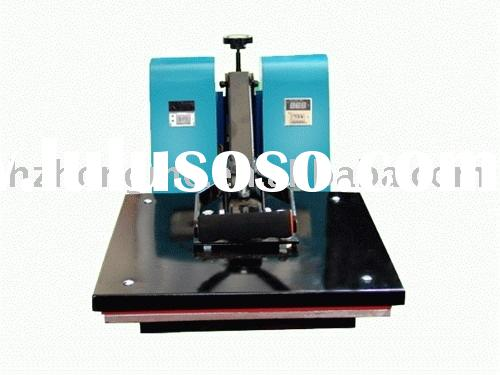 T-shirt heat press printing machine