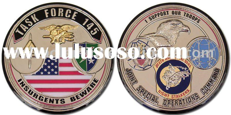 Task Force Challenge Coin