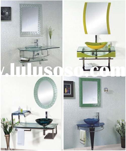 Tempered Glass Sinks,Glass Basins,Glass Bowls,Bathroom Sinks,Bathroom Basins,Glass Vanity Sink,Lavat