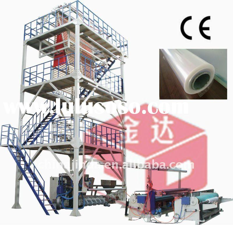 The Leading Manufacturer Of Plastic Machinery In China&the just pvc film machine manufacturer in