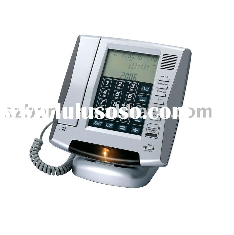Touch Panel Telephone