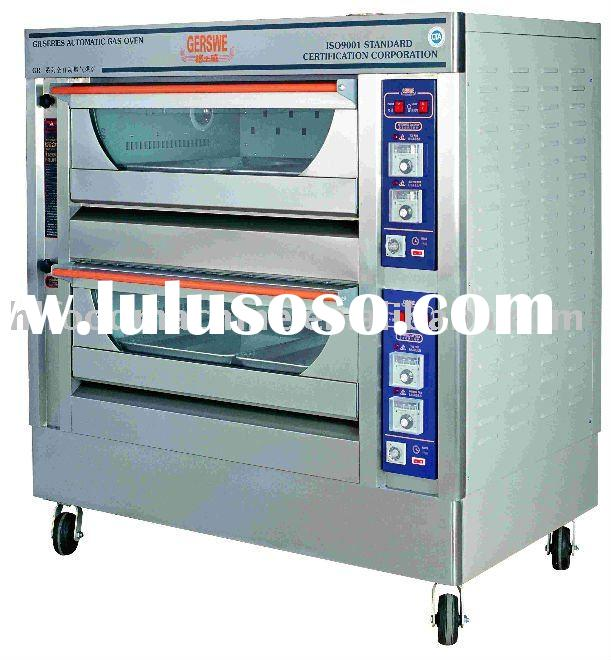 Two-deck four-tray Gas Oven