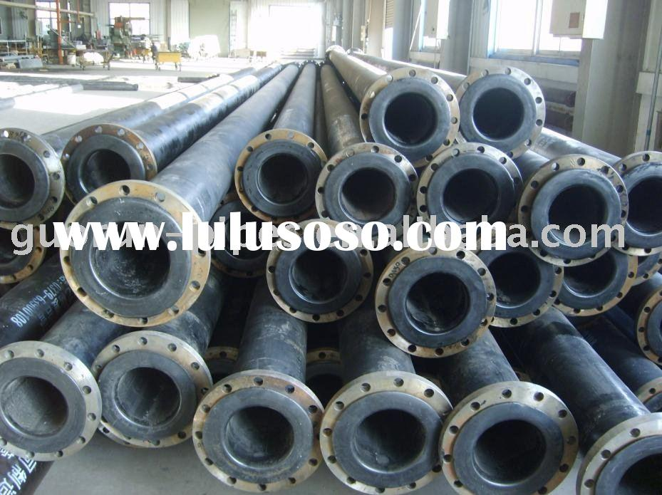UHMWPE composite pipe for chimney flue