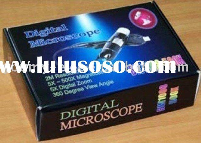 USB Digital Microscope capture video&picture #BW1008-500X