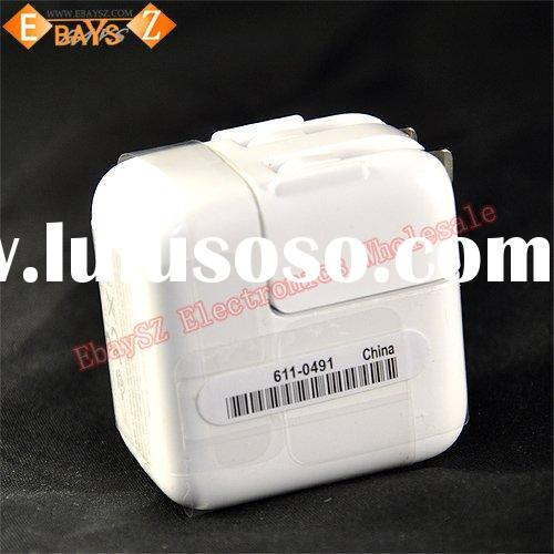 US AC to USB Power Charger Adapter Plug for iPod iPhone