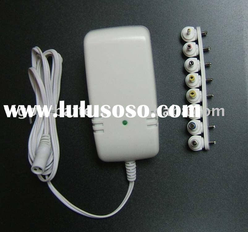 Universal AC adapter for digital camera and camcorder