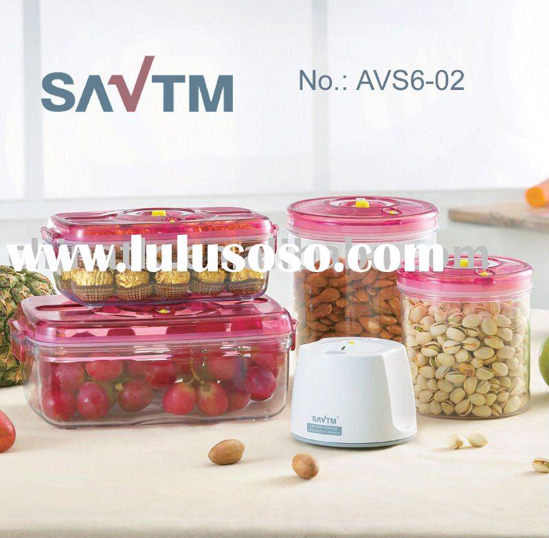 Vacuum Food storage