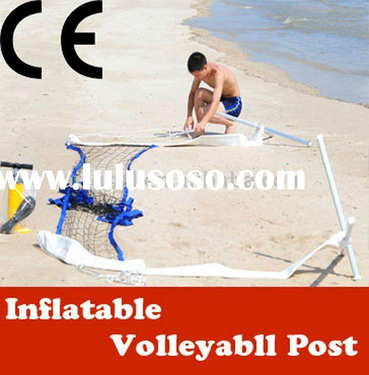 Volleyball(Inflatable Portable Volleyball Net Post)