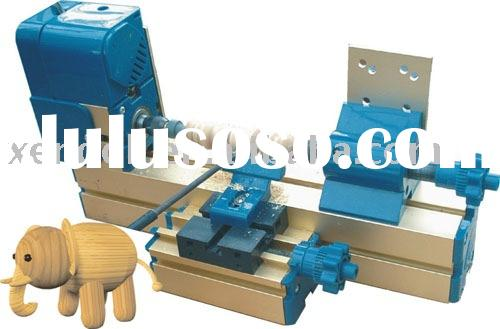 W10002 Wood turning Lathe toy