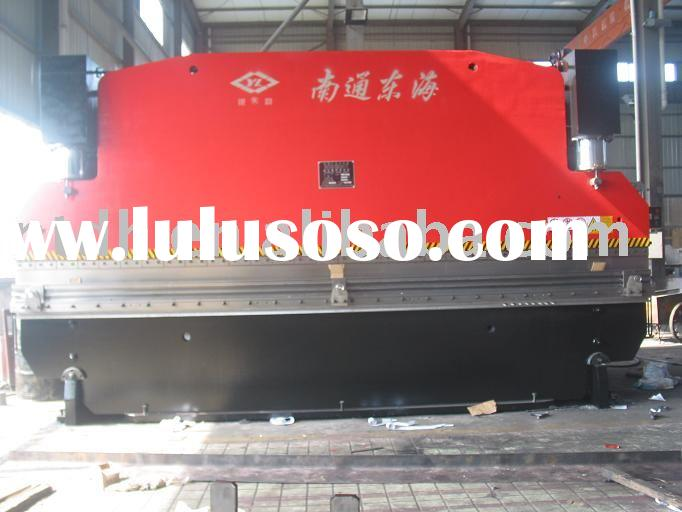WE67Y Hydraulic Press Brake,hydraulic press brake,bending machine