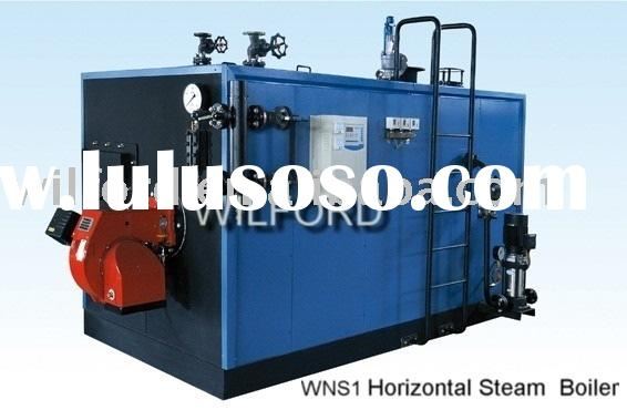 WNS Horizontal Oil,Gas Fired Steam Boilers/industrial boiler