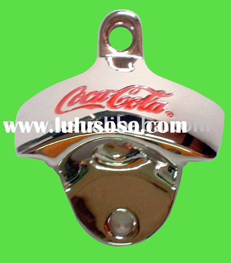 Wall Mounted Bottle Opener,Bottle opener,Beer opener,Metal opener