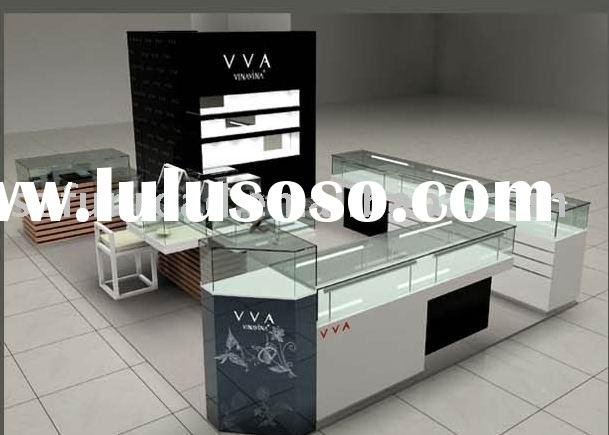 Watch Display Case, Watch Showcase, And Cabinet With Led Lights showcase with led light