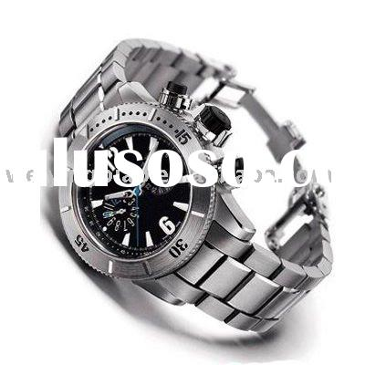 Weiying 2011 hot sales newest top brand men's Stainless Steel fashion wrist watches