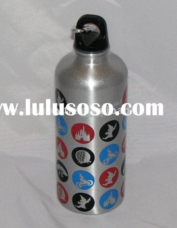 Wide Mouth Stainless Steel Water Bottle, 350-1200 ml BPA FREE