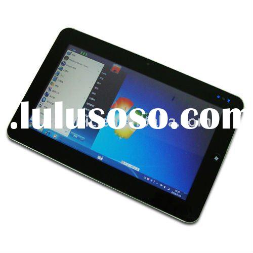 "Windows7 10"" Tablet PC, Intel ATOM N455 1.66GHz, 2GB/32GB Memory, Dual Core, Wifi, Gps, 3G , Vo"