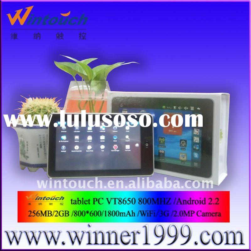 "Wintouch 7"" Tablet PC/MID/Mini PC/panel PC/laptop PC"