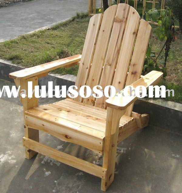 Free Outdoor Timber Furniture Plans
