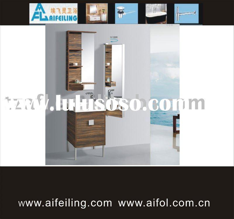 BATHROOM CABINETS FOR LESS | BATHROOM CABINETS