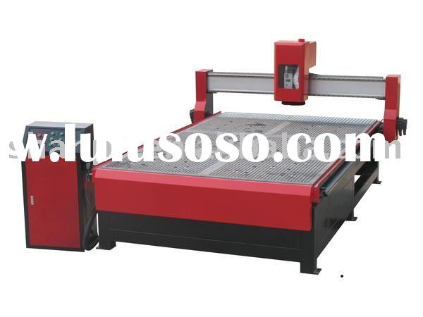 Woodworking Engraver Machine(cnc router) with Vacuum System and Dust Collector