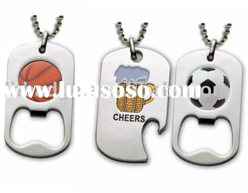 World Cup bottle opener,dog tag,key chain