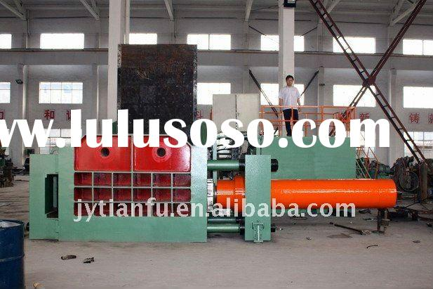 Y81/T-4000A hydraulic scrap metal baler machine CE
