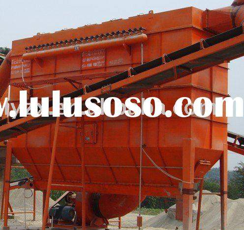 ZXMC Electronic Pulse Bag Dust Collector