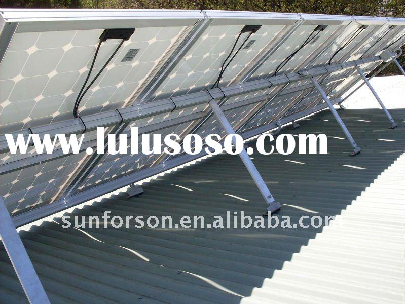 adjustable solar mounting bracket