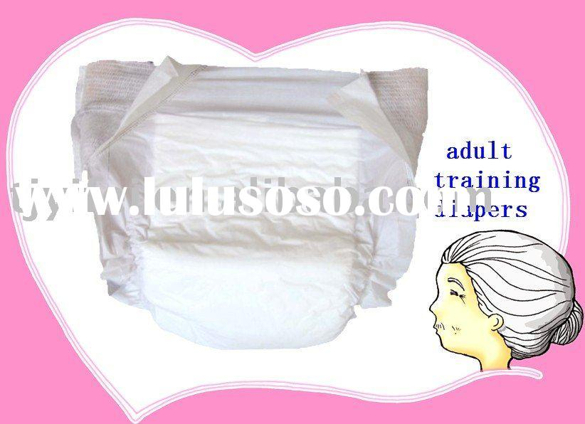 adult training diapers. Competitive price and meet the market requirement ...