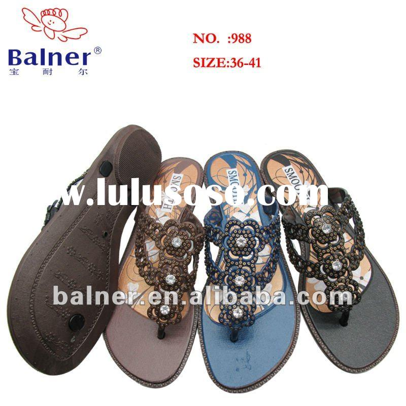 air blowing pvc shoes