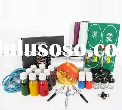 airbrush tattoo supplies