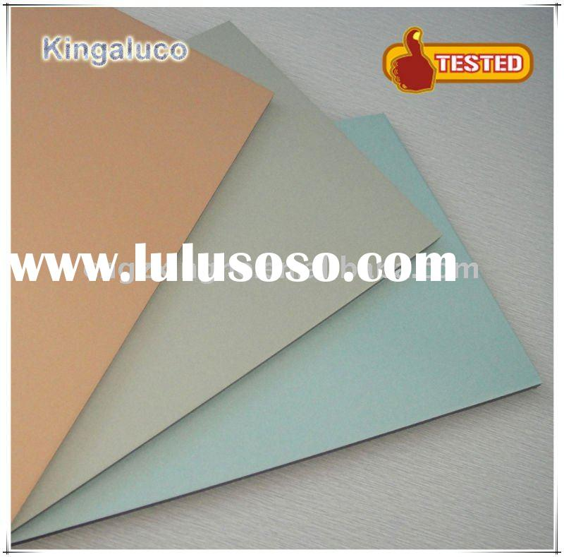 aluminum composite panel manufacturer alucobond cladding
