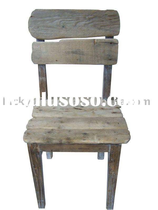 Old fashioned wooden chair antique wooden chair