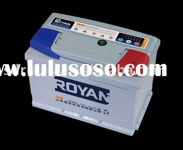 auto/automotive battery