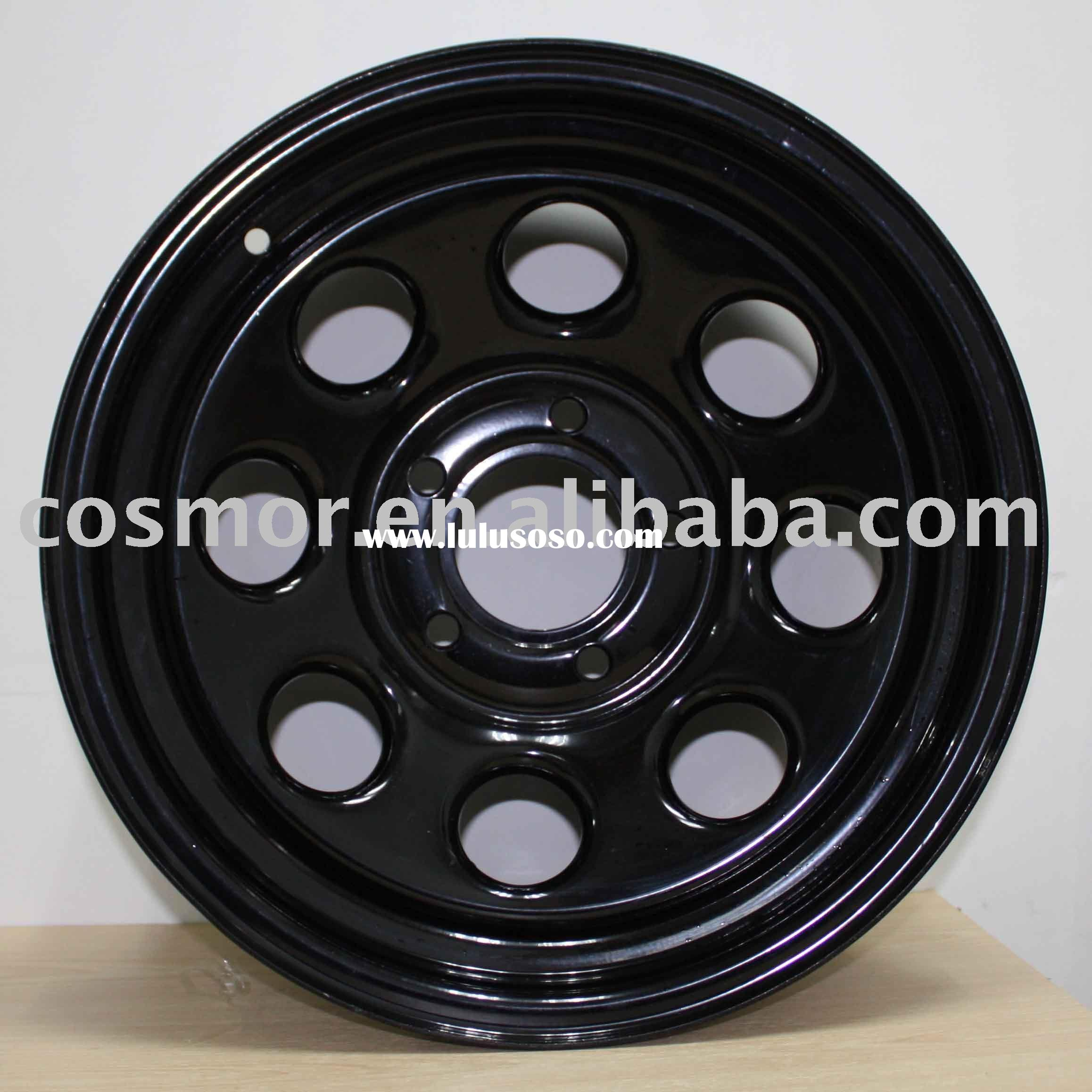auto steel wheel rims