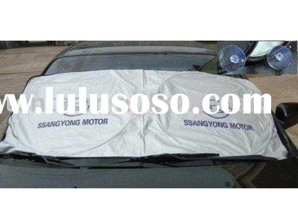 auto sun shade(car sun shade, auto sunshade,auto accessory, spring shades, pop up sun shade ,auto wi