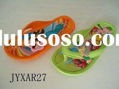 baby colorful sandals ,new jelly eva pvc fancy fashion child sandals,children flip flops,boy shoes ,