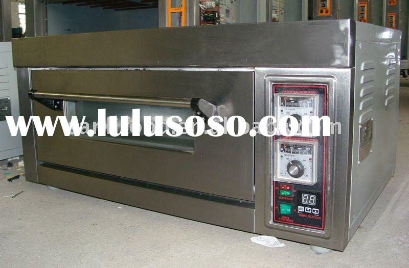 bakery equipment, baking machine, baking oven, bread oven, deck oven, electric oven - DSL-1B