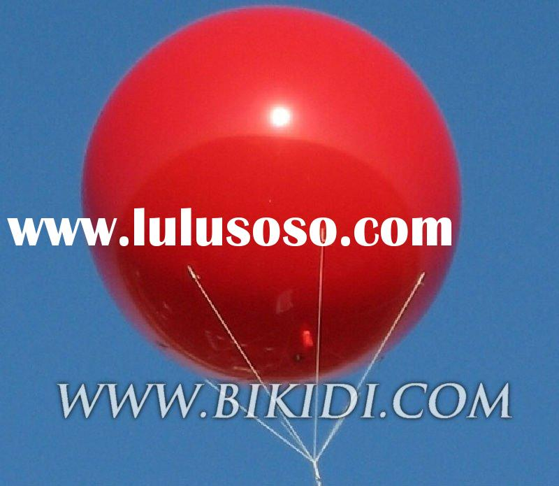 ballon helium, helium balloon for advertising K7035