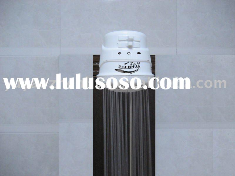 bathroom electric shower water heater