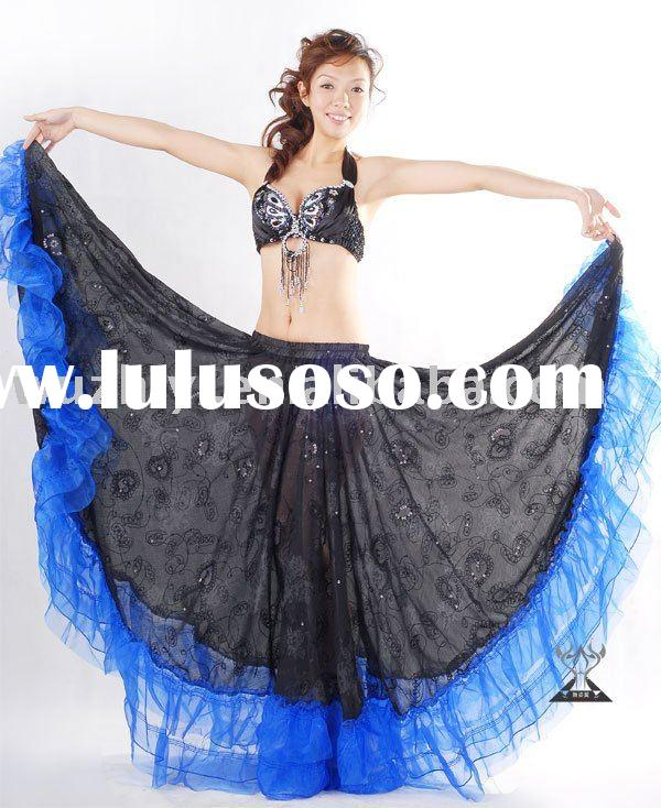 belly dance skirts/belly dance dresses/dancing skirts