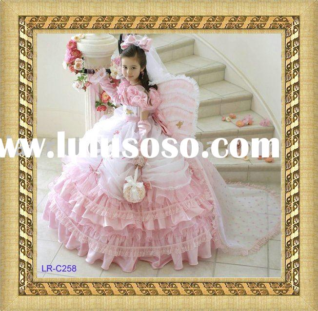 best-seller beautiful party Flower Girl Dress