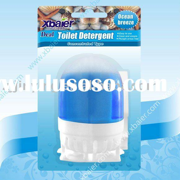 blue toilet bowl cleaners/liquid toilet bowl cleaner