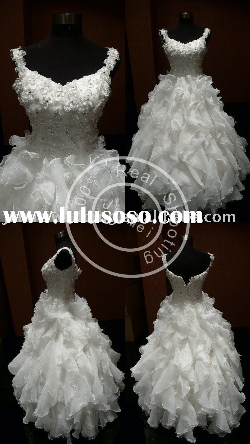 bridal lace fabric marriage dress evening dress bridal gown ruched lace beads retro dress