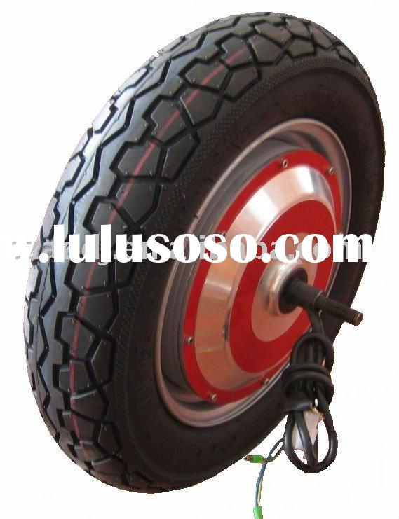 brushless 10' wheel motor kit for electric bicycle and tricycle